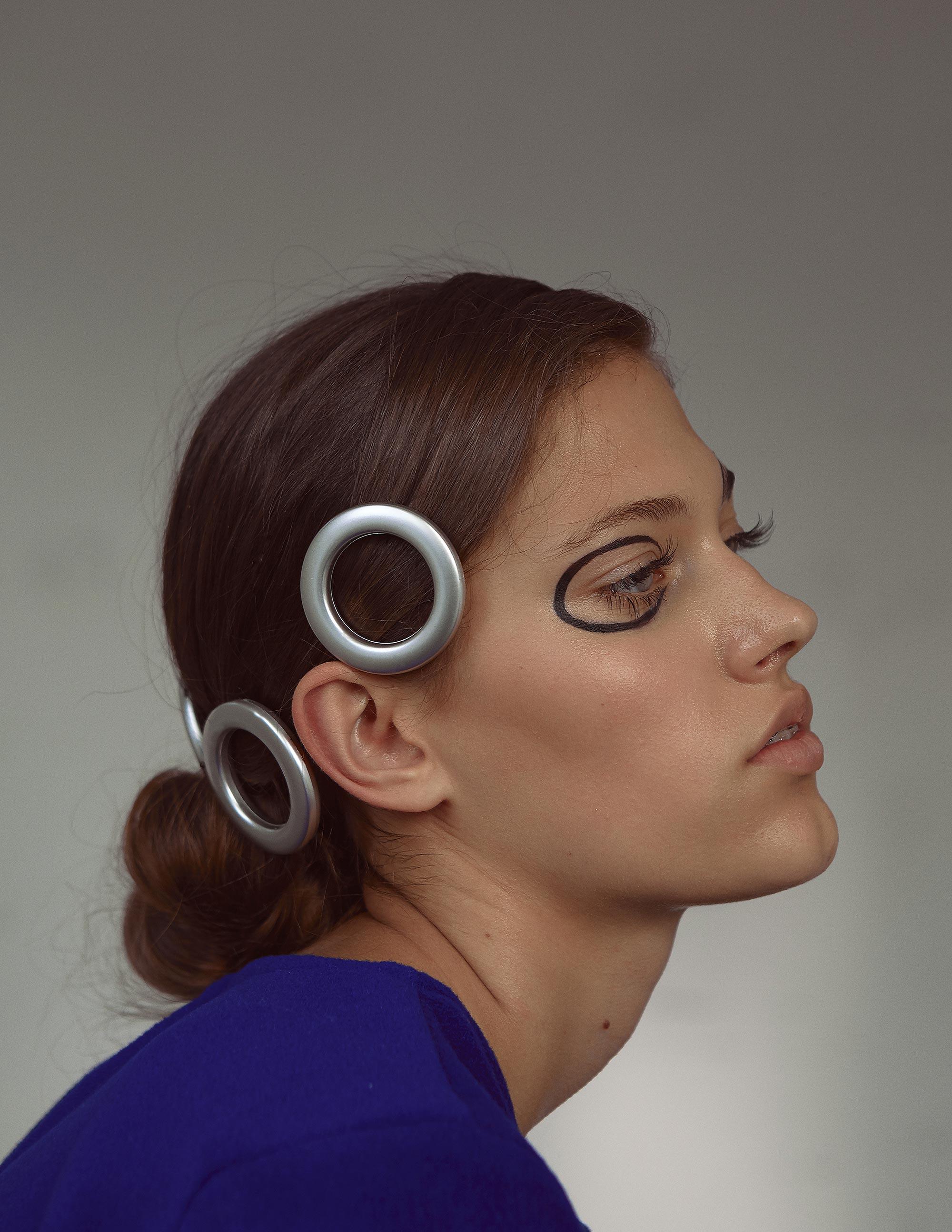 WRPD Magazine Hair & Make up by Teresa Hofmeister