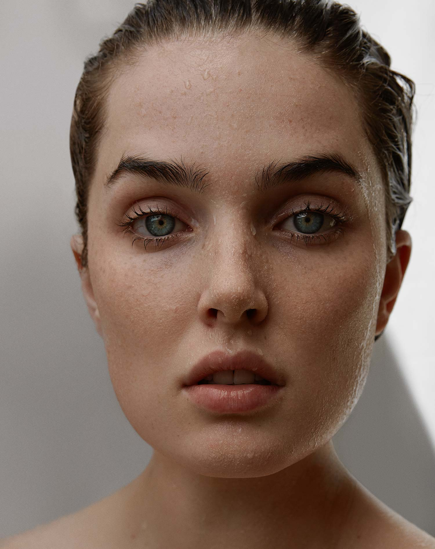 Jessica Wall hair make up by Teresa Hofmeister