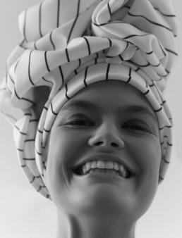 Veda Pols hair make up by Teresa Hofmeister