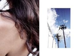 Caitlin Flanelle Magazine Make up by Teresa Hofmeister